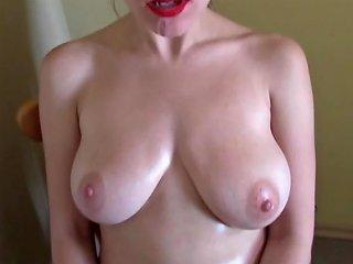 Pov Step Mom With Big Boobs Takes Huge Cum Shot
