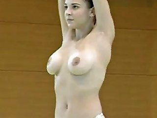 Corina Ungureanu Sexy Ginnasta Free Softcore Porn Video 08
